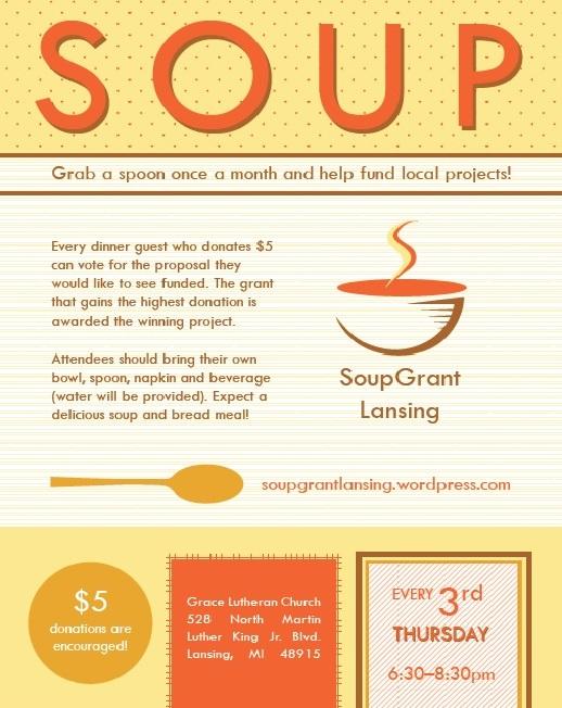 Soup Danielle Dobbs Poster