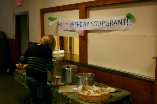Happy Bday SoupGrant